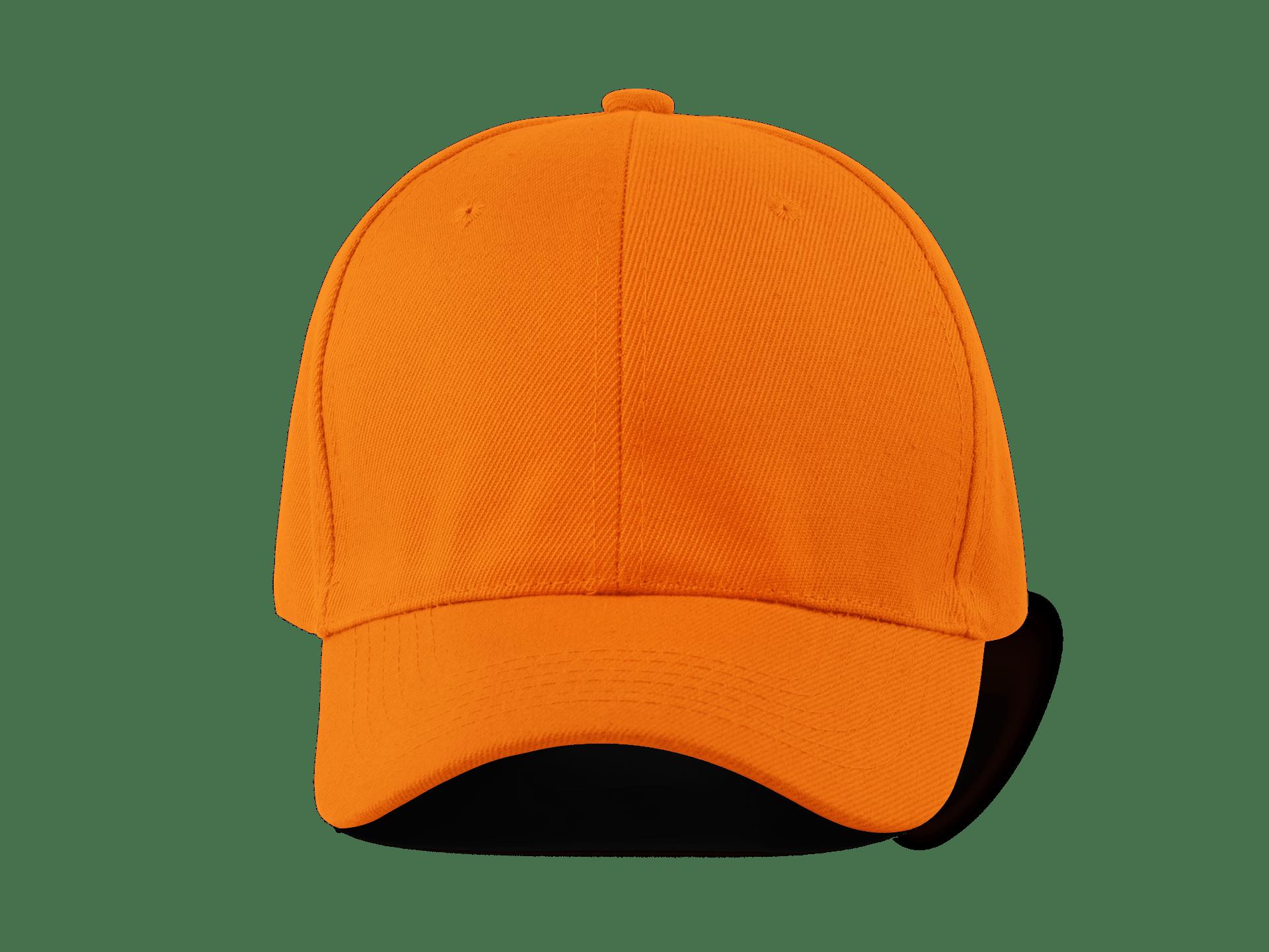 cap-orange-color