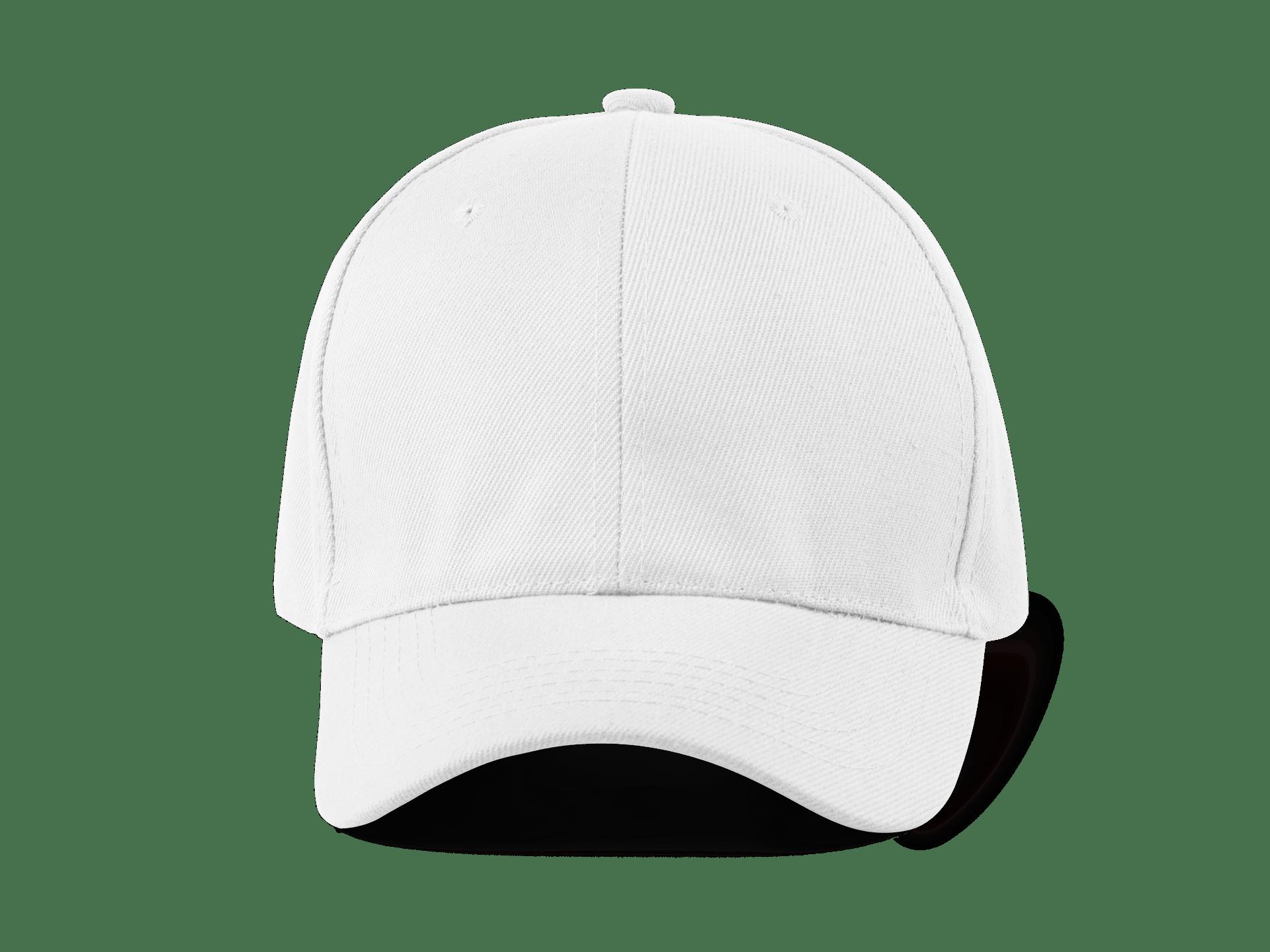 cap-white-color