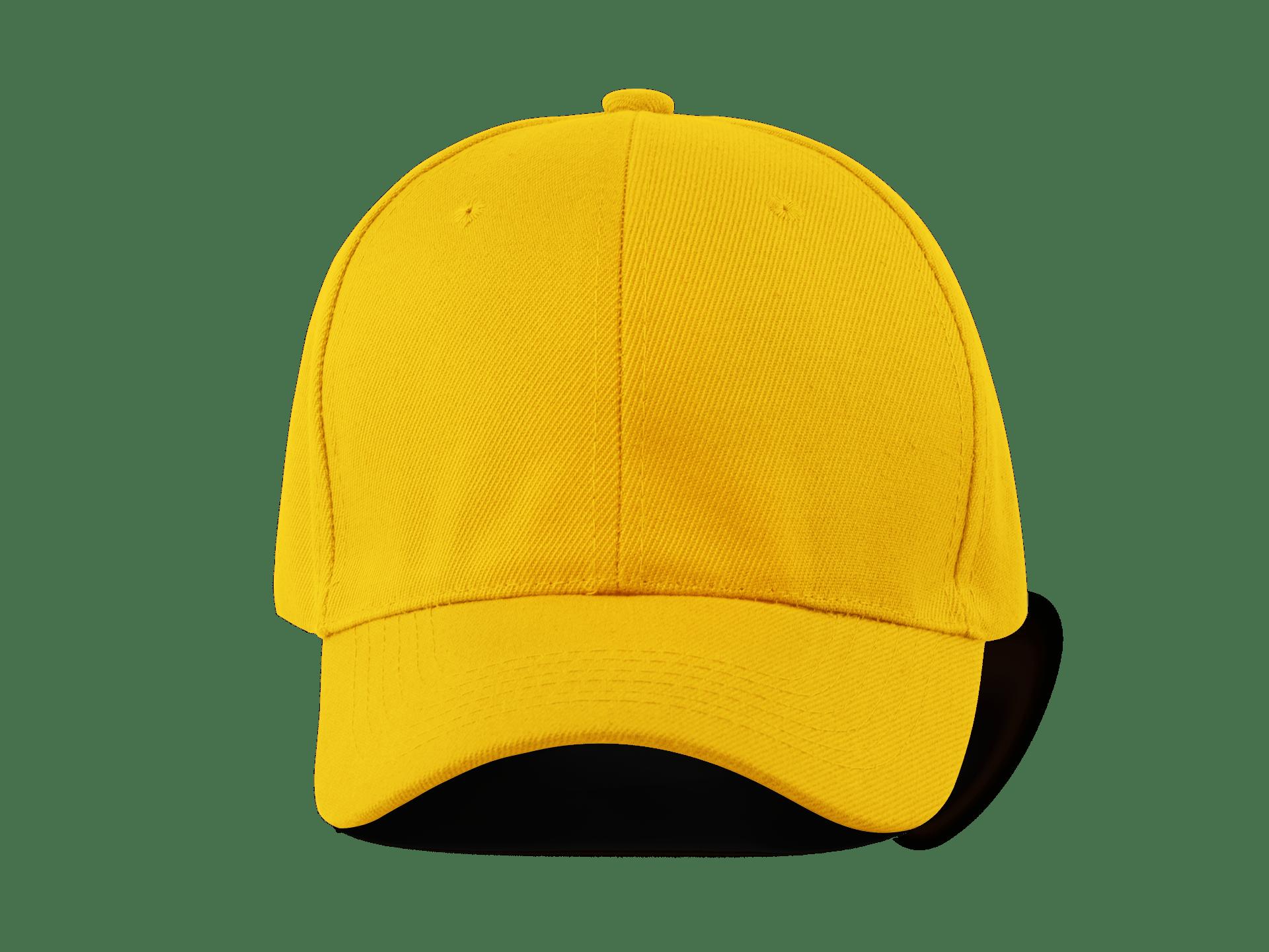 cap-yellow-color