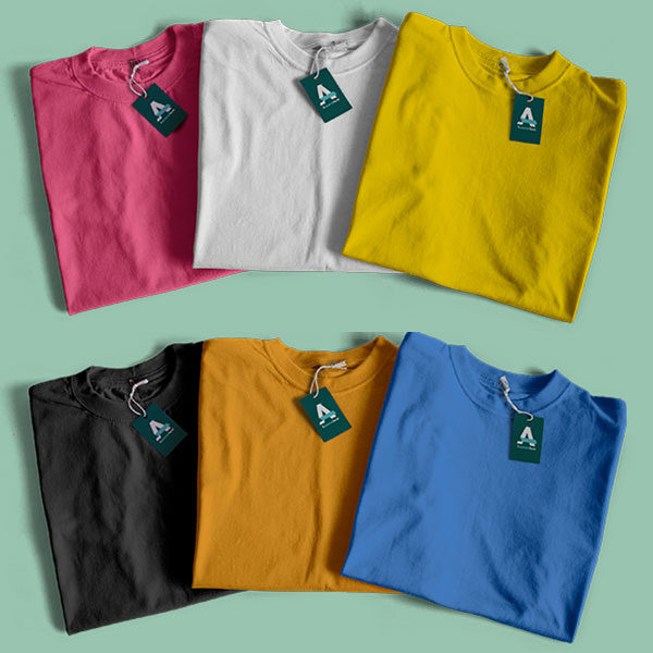 Colored Combo T-Shirt