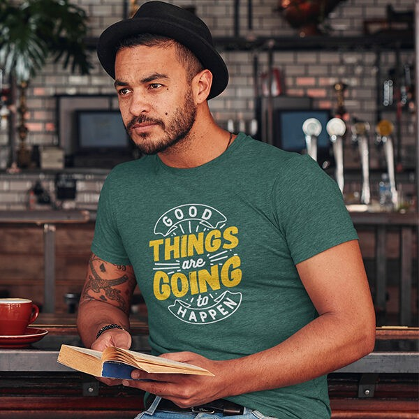 THINGS ARE GOING GREEN TSHIRT