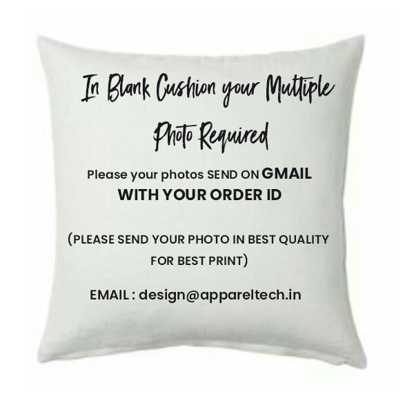 Appareltech Personalized Cushions