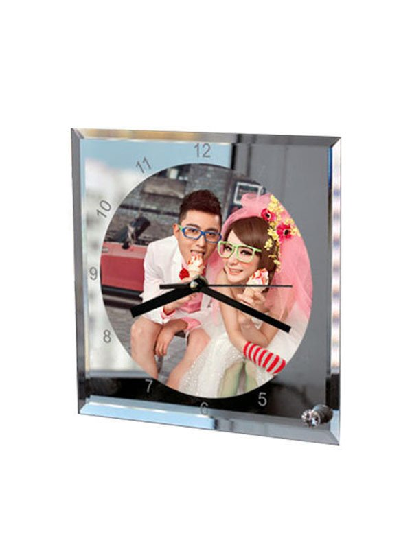 sublimation watch photo frame