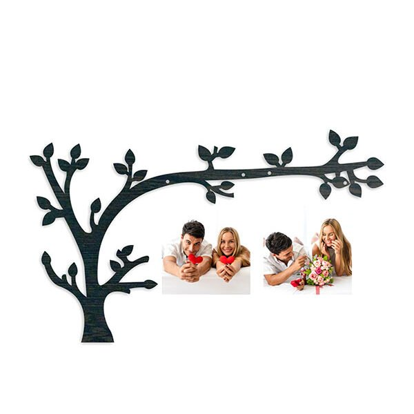 Best Personalized Tree Photo Frame ATF029