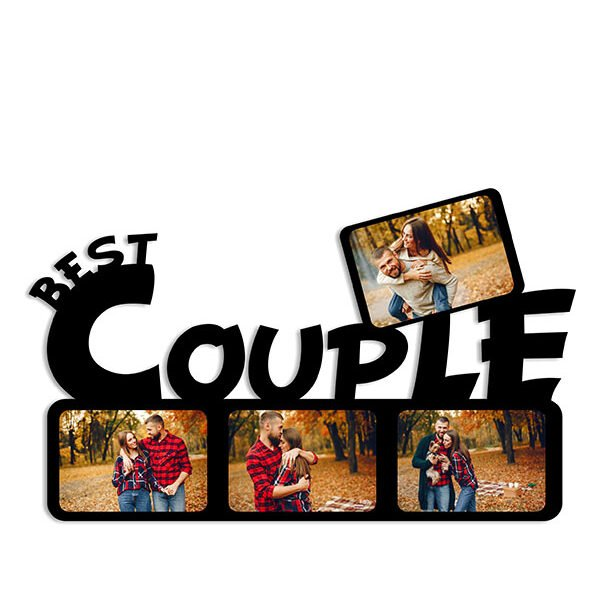 Buy Best Personalized Best Couple Photo Frame ATF046