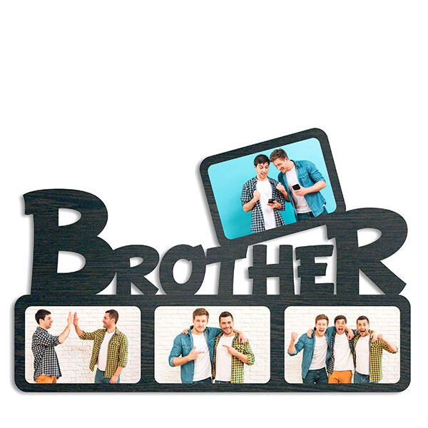 sublimation Brother Photo Frame