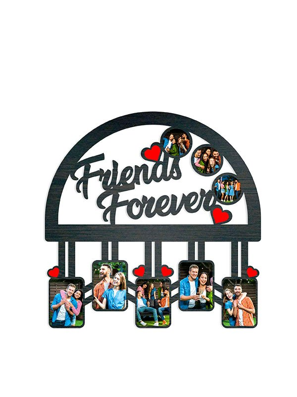 Friends Forever photo frame